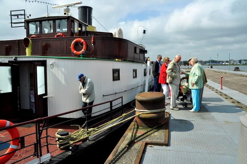 Vaartocht Kapitein Anna op 2 juni 2015