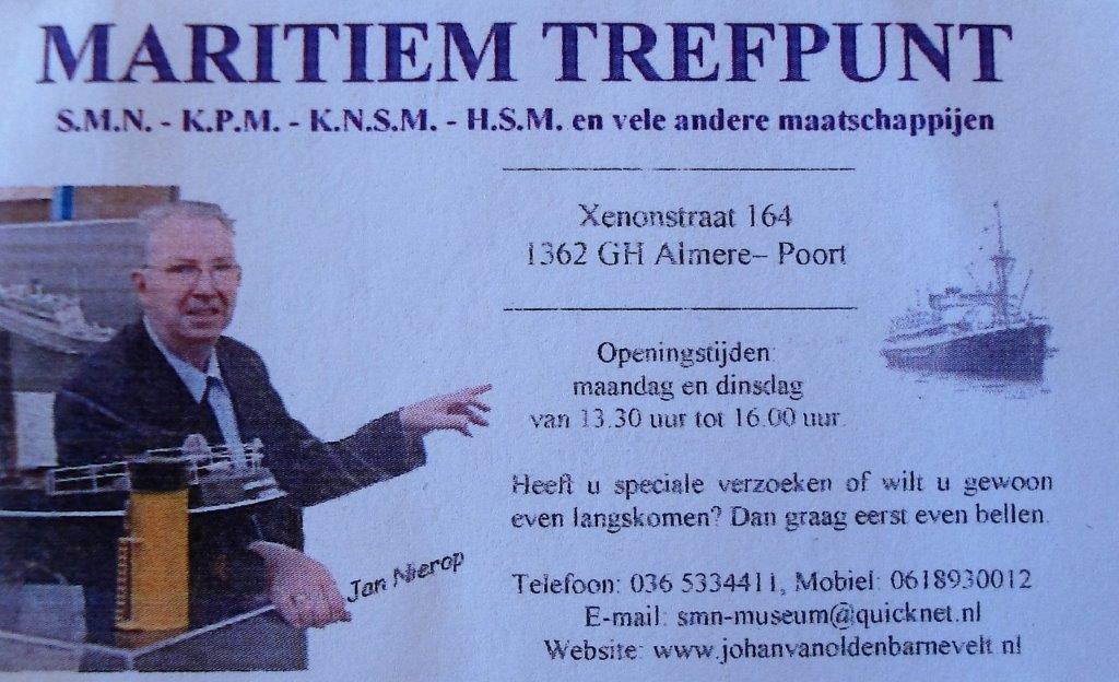 Opening SMN Expositie