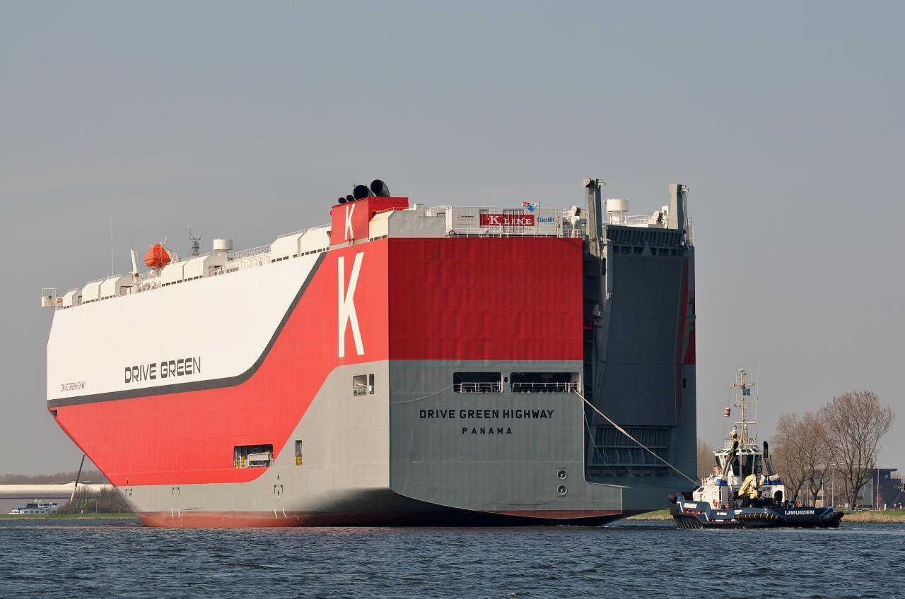 Innovatieve en duurzame maiden call voor haven Amsterdam
