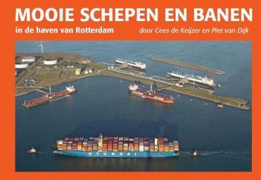 Mooie Schepen en banen in de haven van Rotterdam