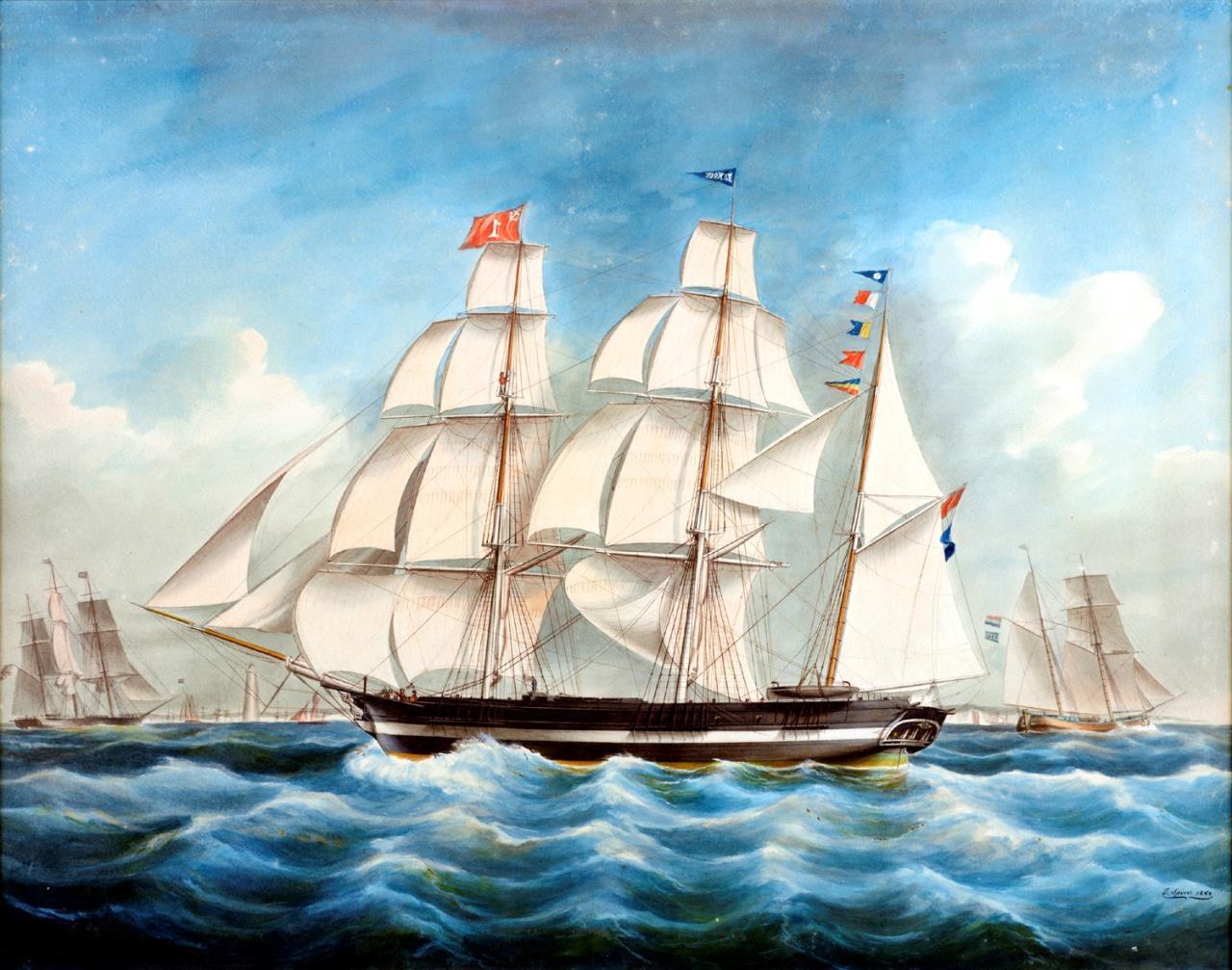Op weg naar 200 jaar Koninklijk College Zeemanshoop