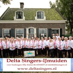 Gezelligheidskoor de Delta Singers