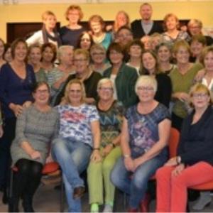 Zanggroep 'Haarlem Shuffle'